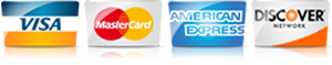 For AC in Belton MO, we accept most major credit cards.
